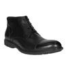 Męskie buty do kostki bata, czarny, 894-6671 - 13