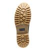 Skórzane ocieplane buty za kostkę conhpol, czarny, 894-6677 - 18