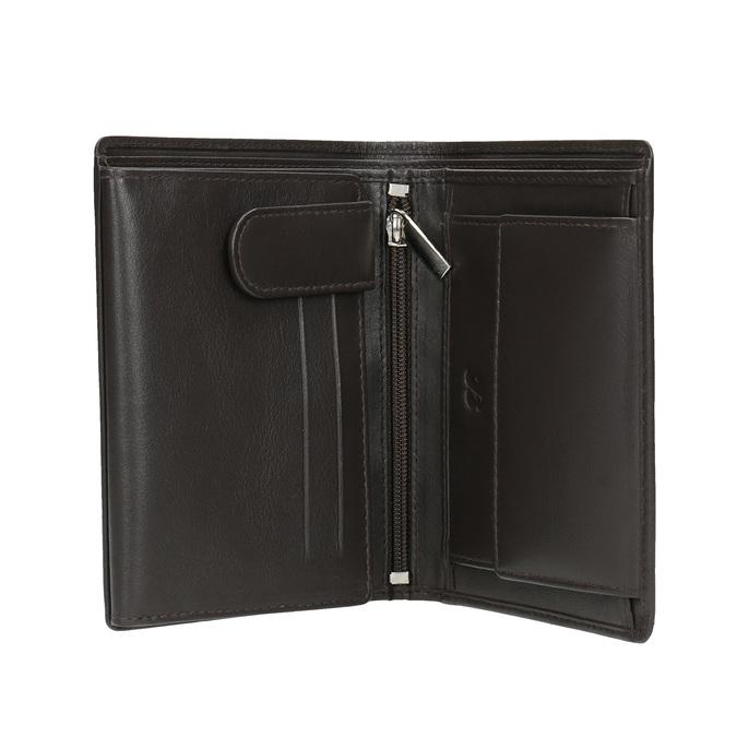 Skórzany portfel męski bata, brązowy, 944-4169 - 15