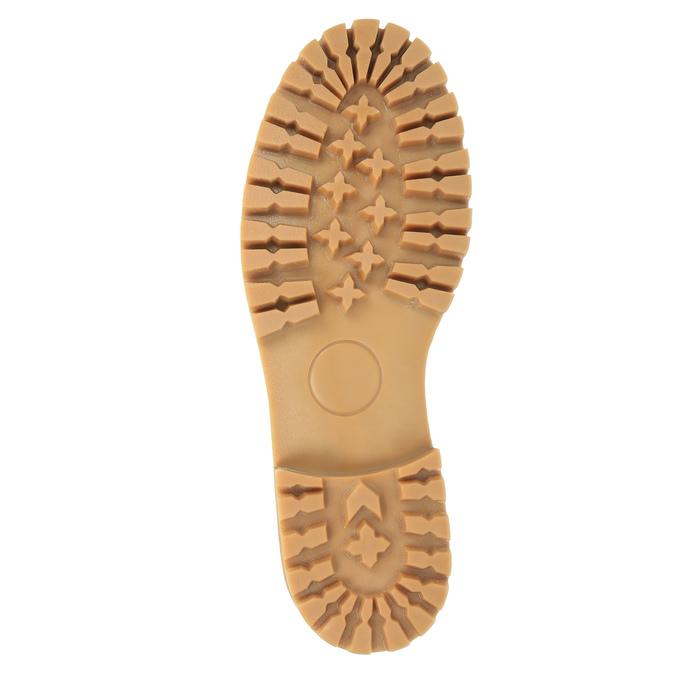 Zimowe sznurowane buty damskie weinbrenner, szary, 593-2476 - 26