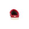 Kapcie damskie bata, czerwony, 579-5611 - 17