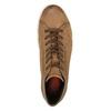 Trampki damskie za kostkę bata, brązowy, 594-8659 - 19