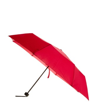 Czerwona składana parasolka bata, czerwony, 909-5600 - 13