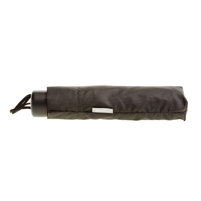 Czarna składana parasolka bata, czarny, 909-6600 - 16