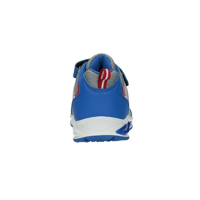 Sportowe trampki dziecięce mini-b, niebieski, 211-9172 - 17