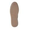 Skórzane trampki za kostkę, zzamkami błyskawicznymi bata, brązowy, 844-3632 - 26