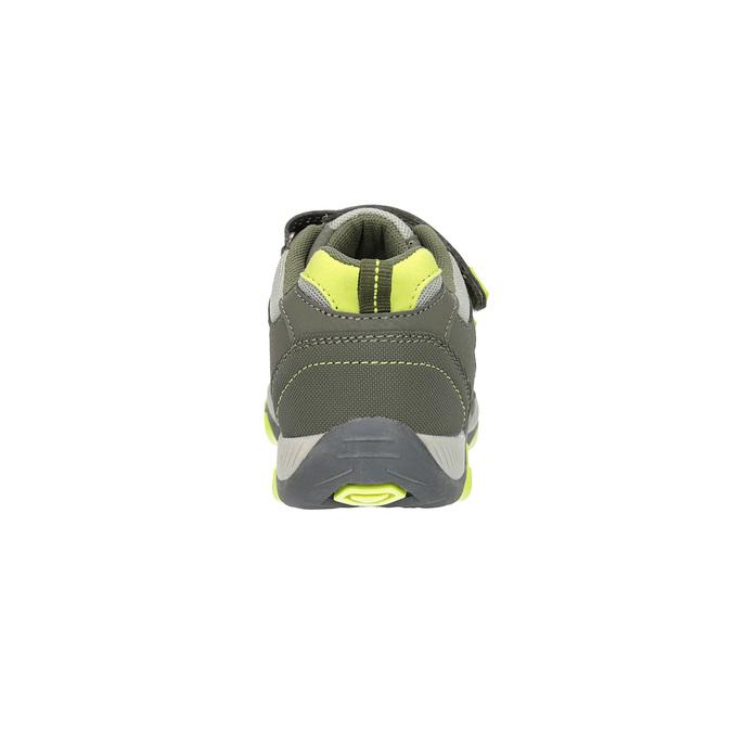 Dziecięce buty sportowe mini-b, zielony, 411-7605 - 17