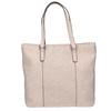 Różowa torba zperforacją bata, różowy, 961-5711 - 26