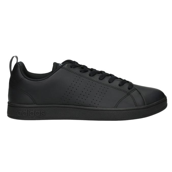 Czarne trampki męskie adidas, czarny, 801-6144 - 15