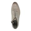 Skórzane botki bata, brązowy, 596-2645 - 19