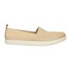 Lekkie damskie wsuwane buty bata, beżowy, 516-8601 - 15