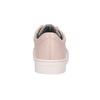 Różowe skórzane buty sportowe vagabond, różowy, 624-8019 - 17