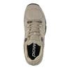 Skórzane buty damskie w stylu outdoor power, brązowy, 503-3118 - 19
