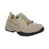 Skórzane buty damskie w stylu outdoor power, brązowy, 503-3118 - 13