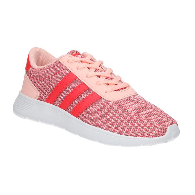 Różowe trampki dziecięce adidas, różowy, 309-5335 - 13