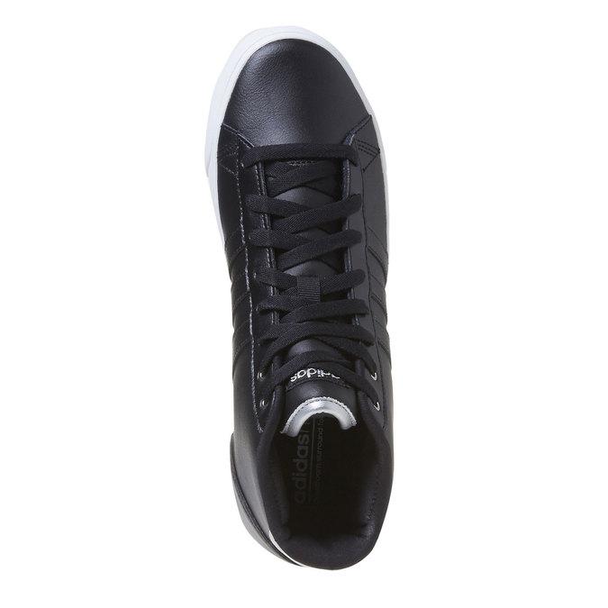 Trampki damskie za kostkę adidas, czarny, 501-6975 - 19