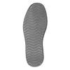 Nieformalne półbuty ze skóry bata, szary, 853-2612 - 17
