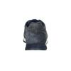 Skórzane trampki męskie bata, niebieski, 843-9624 - 17