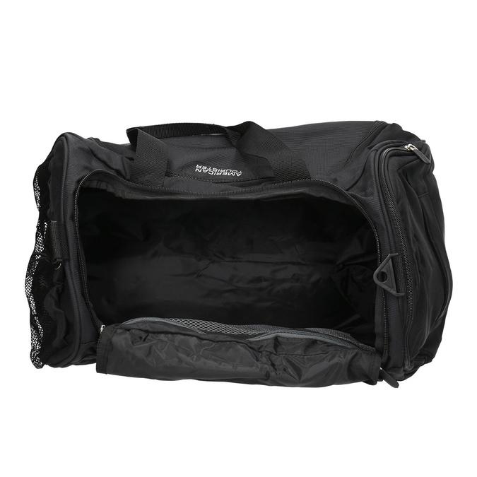 Czarna torba podróżna, czarny, 969-6164 - 15