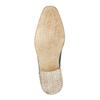 Skórzane półbuty typu angielki bata, brązowy, 826-3802 - 26