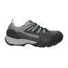 Skórzane buty damskie w stylu outdoor power, szary, 503-2118 - 15