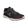 Męskie buty sportowe ze wzorem power, czarny, 809-6155 - 13