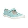 Turkusowe obuwie dziewczęce mini-b, 221-7604 - 13