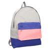 Kolorowy plecak roxy, szary, 969-2051 - 13