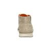 Zamszowe buty za kostkę weinbrenner, beżowy, 843-4625 - 17