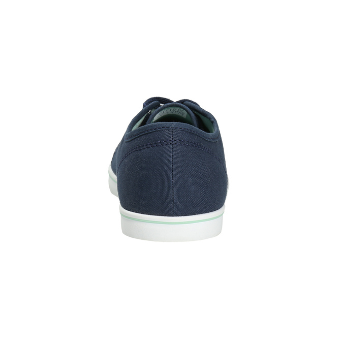 Niebieskie trampki damskie le-coq-sportif, niebieski, 589-9434 - 17