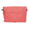 Skórzana torba damska typu crossbody fredsbruder, czerwony, 964-5037 - 26