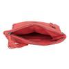 Skórzana torba damska typu crossbody fredsbruder, czerwony, 964-5037 - 15