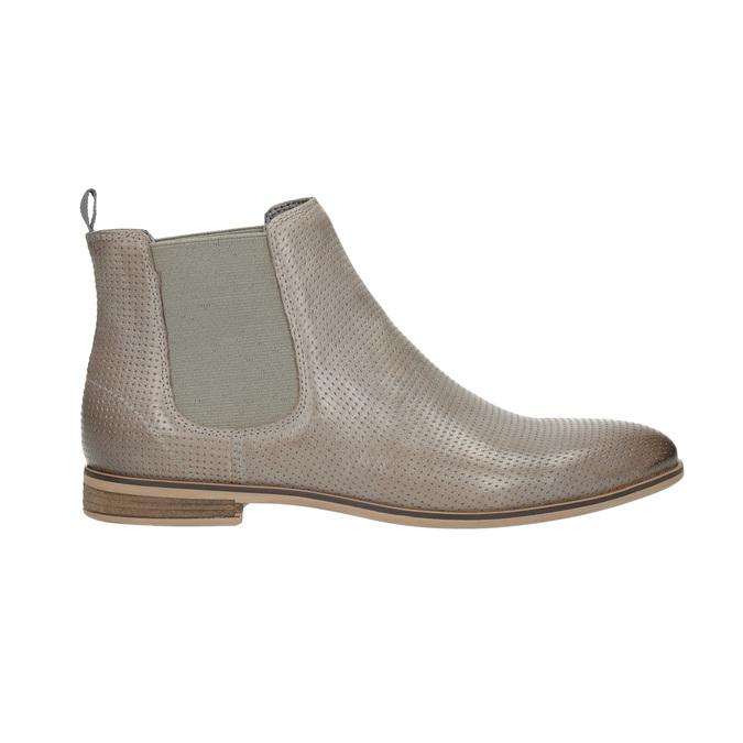 Damskie buty wstylu Chelsea bata, brązowy, 596-2644 - 15
