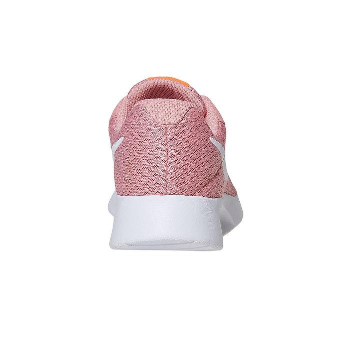 Różowe trampki damskie nike, różowy, 509-3557 - 17