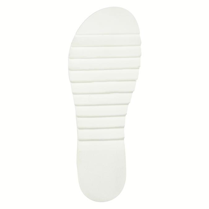 Skórzane sandały damskie weinbrenner, brązowy, 566-4630 - 26