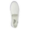 Obuwie damskie typu slip-on tomy-takkies, biały, 589-1171 - 19