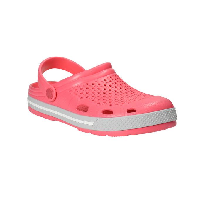 Różowe sandały damskie coqui, różowy, 572-5611 - 13