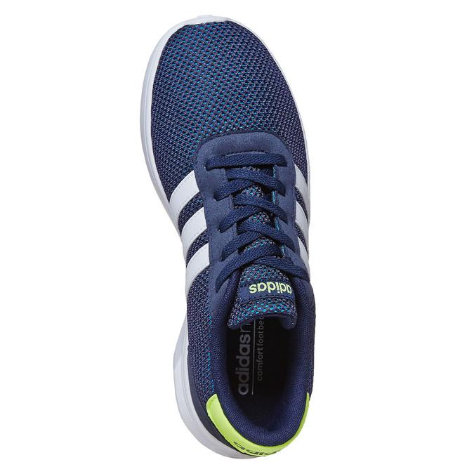 Sportowe trampki dziecięce adidas, niebieski, 409-9288 - 19