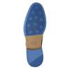 Nieformalne skórzane półbuty bata, brązowy, 826-3910 - 19