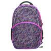 Plecak szkolny bagmaster, fioletowy, 969-5648 - 26