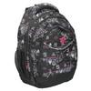 Plecak szkolny wdeseń bagmaster, czarny, 969-6650 - 13