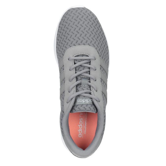 Szare trampki damskie adidas, szary, 509-2198 - 15