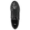 Nieformalne trampki ze skóry bata, czarny, 524-6606 - 26
