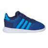 Granatowe trampki chłopięce adidas, niebieski, 109-9288 - 15