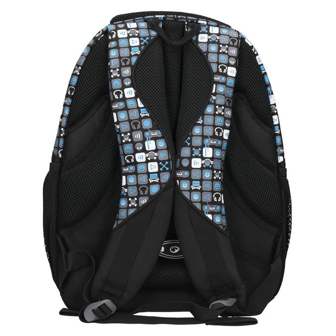 9699654 bagmaster, niebieski, 969-9654 - 19