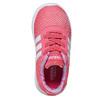 Różowe trampki dziewczęce adidas, różowy, 109-5288 - 19