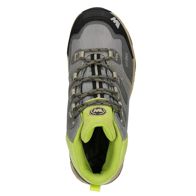 Szare obuwie dziecięce wstylu outdoor weinbrenner-junior, szary, 419-2613 - 15