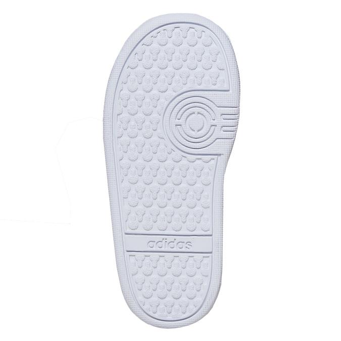 Trampki dziecięce znadrukiem adidas, czarny, 101-6133 - 26