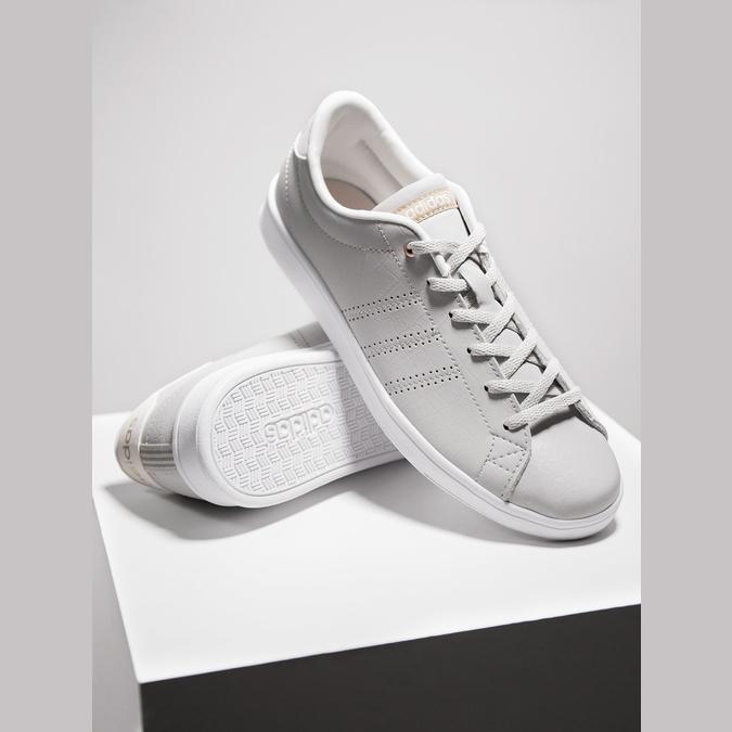 Beżowe trampki damskie adidas, beżowy, 501-3106 - 19