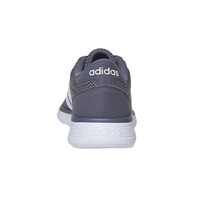 Szare trampki męskie adidas, szary, 809-2198 - 17